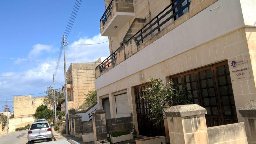 GSE Malta Studentenunterkunft in Malta in unserer Residenz neben der Schule