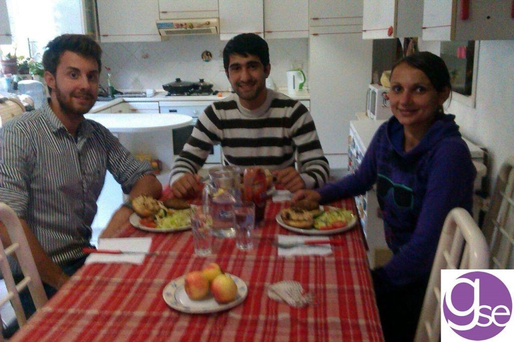 Gastfamilie Unterkunft Englisch Schule Malta GSE Gateway School of English