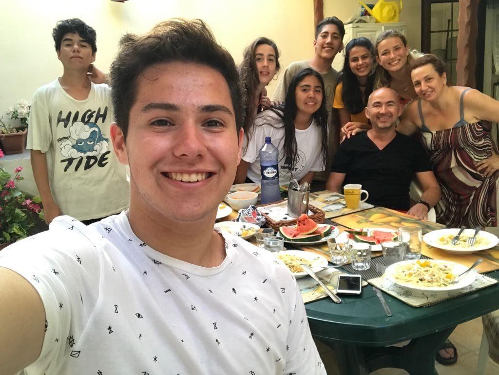 Gateway School of English Gastfamilien nur 5 bis 10 Minuten zu Fuß von der Englisch Schule in Malta entfernt