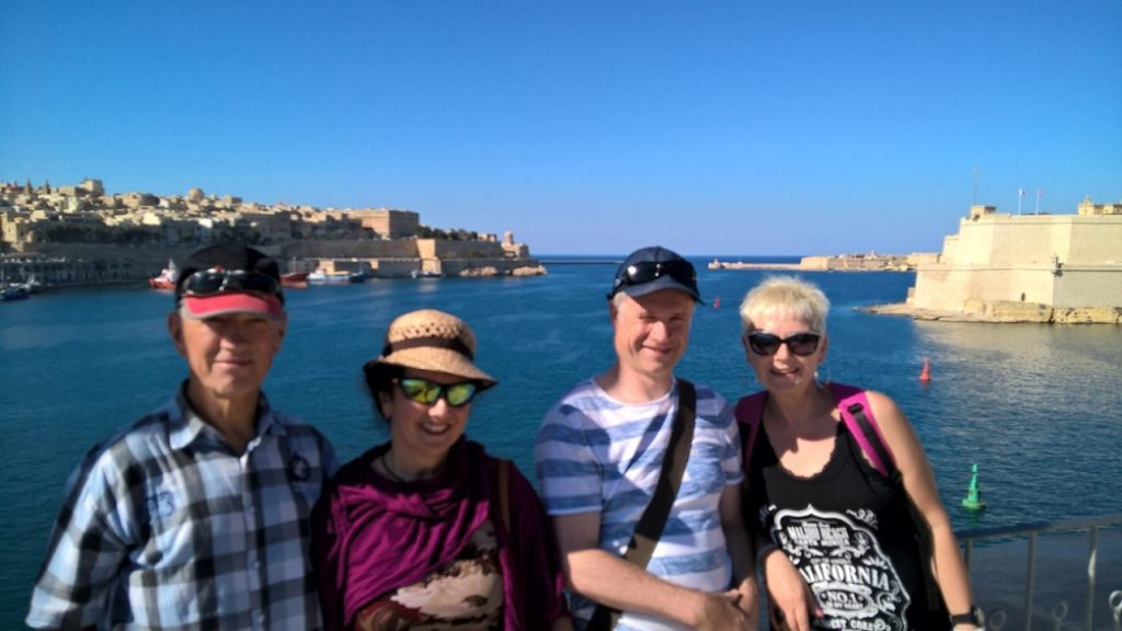 GSE Malta Die 50+ Kurse sind die ideale Wahl für Erwachsene über 50
