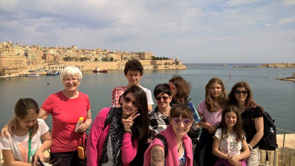 GSE Malta Eltern und Kind Familienprogramme Sprachreise Englisch Schule St Julians 2