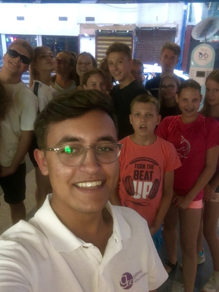 GSE jugendsprachreisen Malta Selfie m