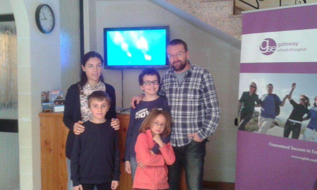 Gateway School of English Malta Eltern und KindFamilienprogramme