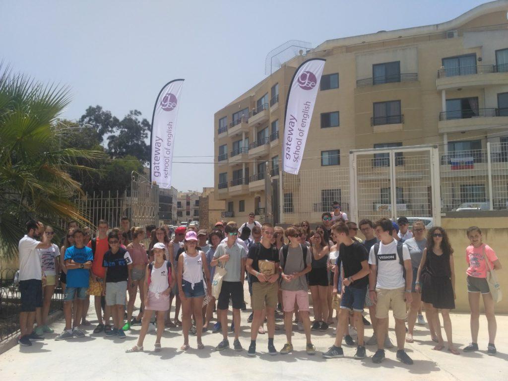Gateway School of English Sprachkurse Sprachaufenthalte & Sprachreisen für Jugendliche