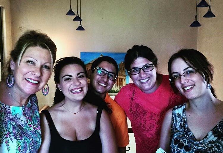 Muttersprachler Englisch Lehrer und Englischkurs in Malta Gateway School of Englisch GSE Unsere Lehrer & unser akademisches Team