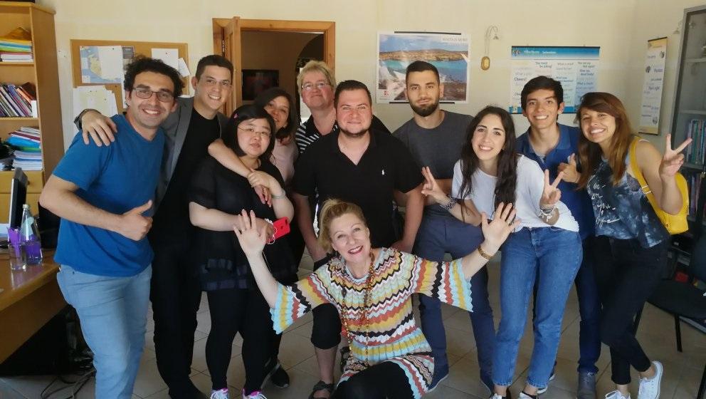 GSE MaltaEnglisch kurse fur Erwachsene, Jugendliche, Teenagers, Familienurlaub Sprachreisen für Familien mit Kindern auf Malta