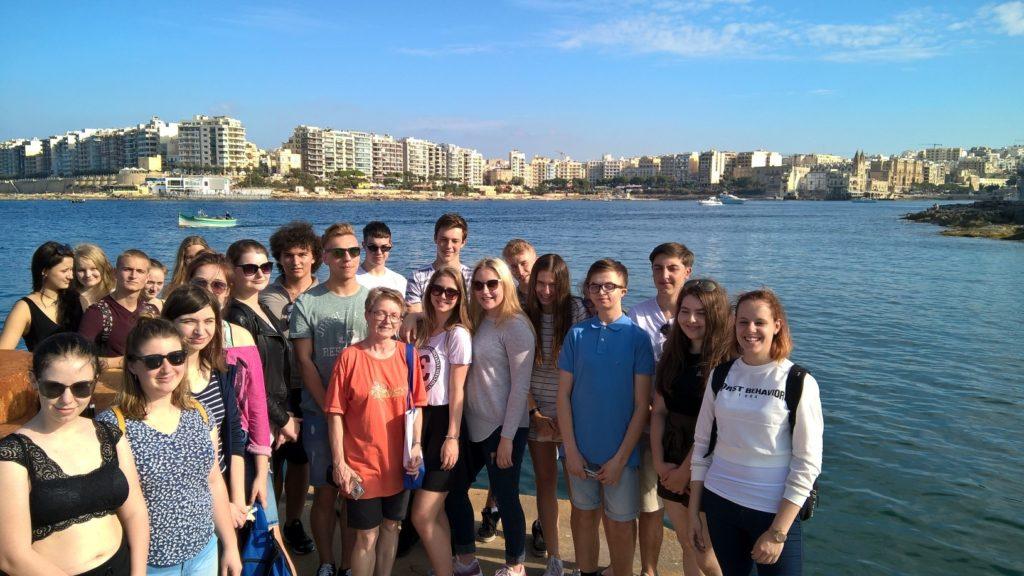 Gateway School of English GSE Malta Englisch sprachschule fur erwachsene, jugendliche, familien sprachreisen versicherung