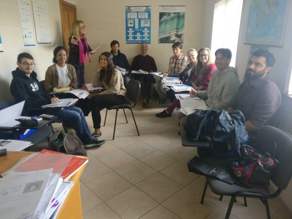 englisch Kurs sprachreise malta englische Schule Gateway School of English GSE