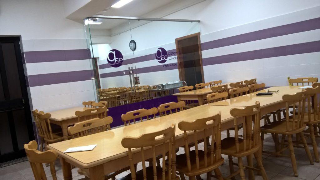 sprachreisen unterkunft in der englischen schulresidenz GSE st julians Gateway School of English GSE