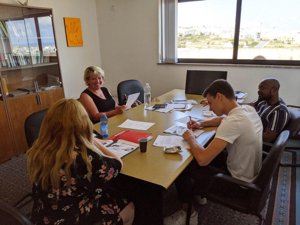 Business Englischkurse in Malta für Erwachsene Gateway School of English GSE