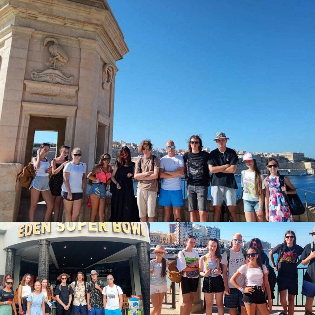 Englischkurse und programme Sprachreise für Jugendliche und Junioren in Malta mit gateway school of English GSE