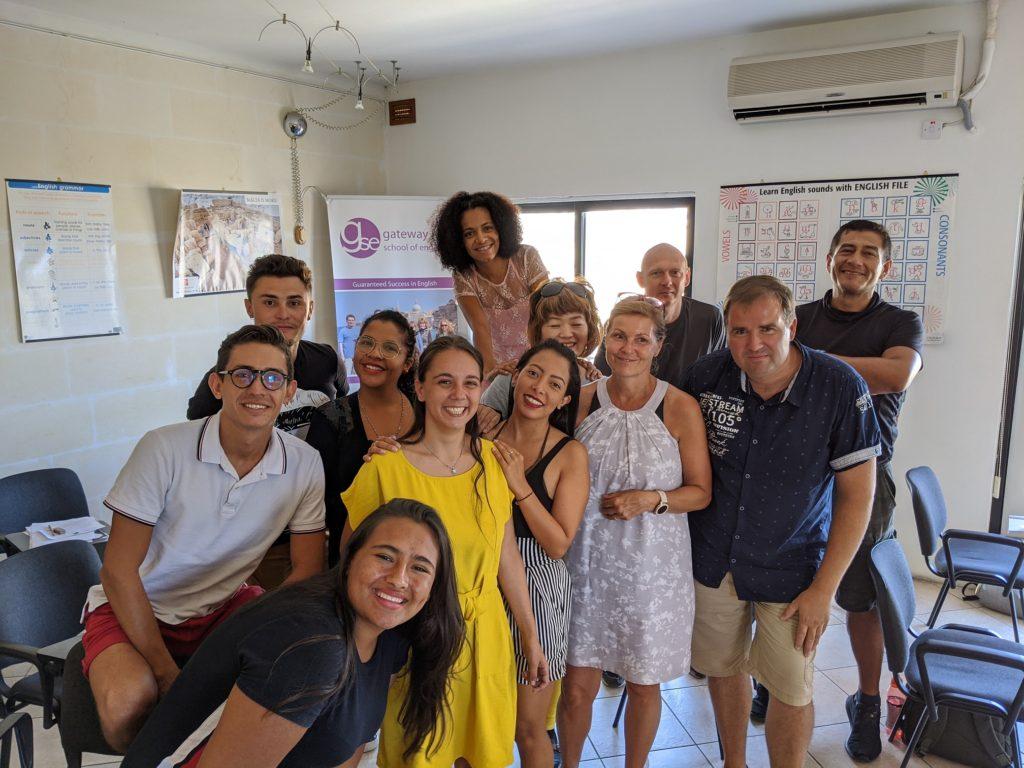 Englischschulen in Malta lernen Englisch bei GSE Gateway School of English