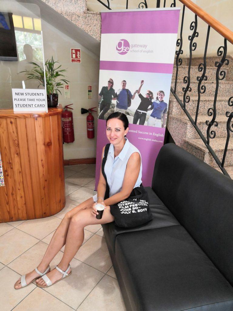 Feiern Sie Erfolge, während Sie in Malta Englisch lernen, mit der Gateway School of English GSE
