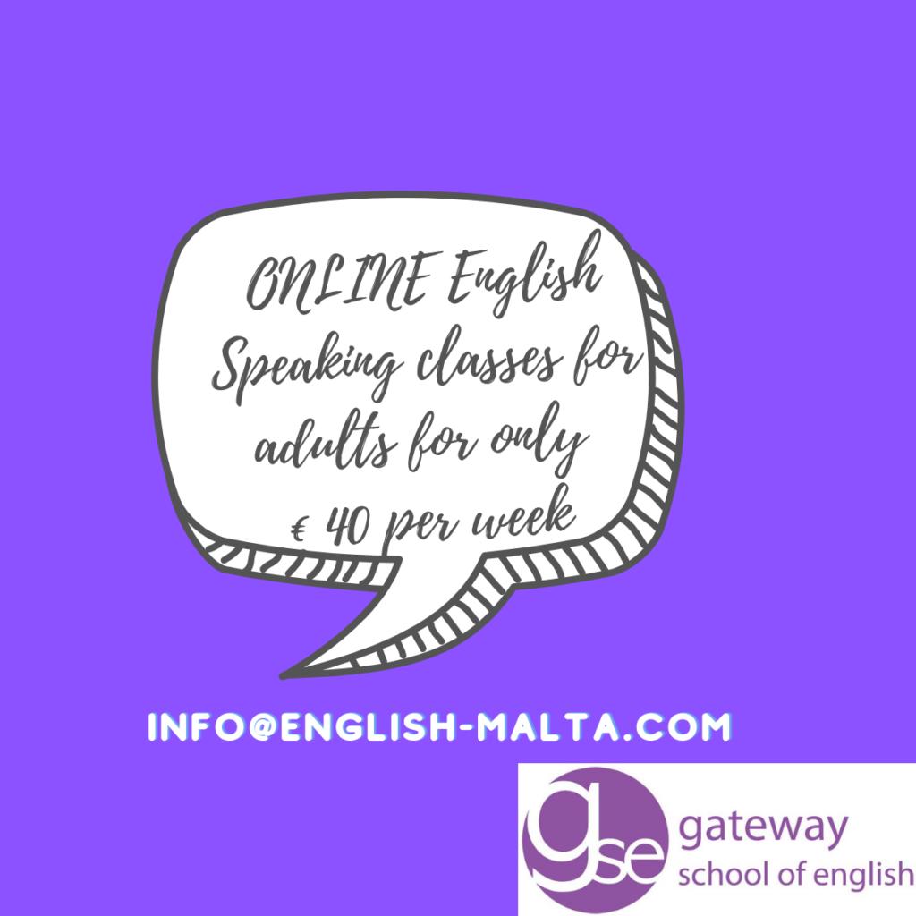 Online Englischkurse - Konversationskurse