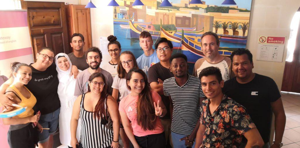Tipps, um beim Englischlernen in der Malta Gateway School of English GSE positiv zu bleiben