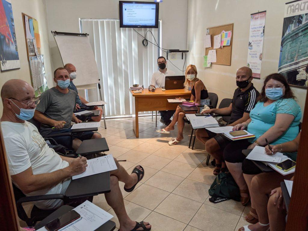 Englischkurse für alle auf Malta mit der Englischschule und Sprachreise GSE resized